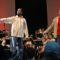 Performing with Steve Connell and Pasadena Pops Orchestra