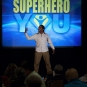 At Superhero You conference